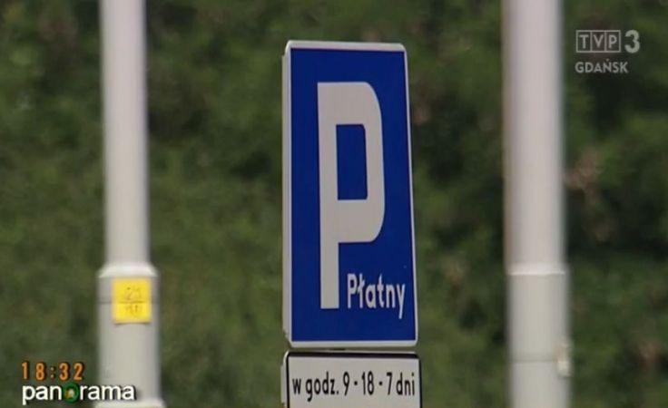 Konflikt o płatne parkingi w Brzeźnie trwa