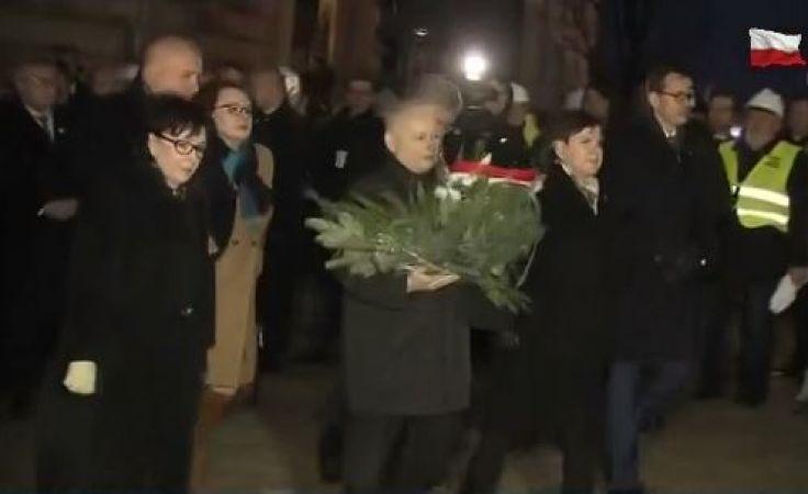 PiS świętuje Dzień Niepodległości w Krakowie