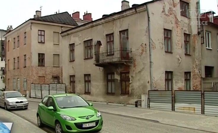 Zmiany w centrum Kielc