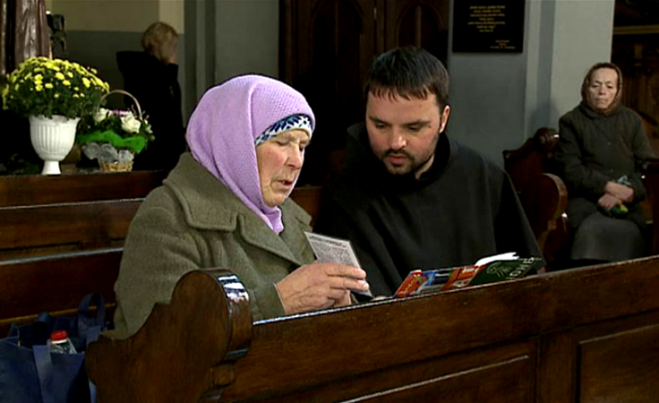 Pomoc w odzyskaniu franciszkańskiej plebanii we Lwowie