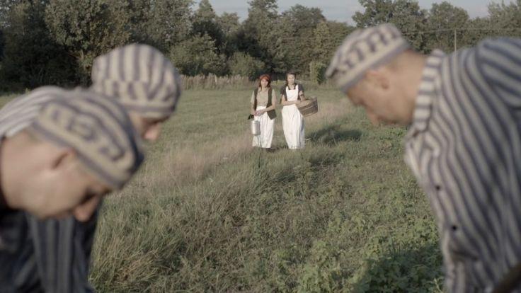 """Kadr z filmu """"Nieobojętni"""" (fot. ze strony www.ock.org.pl)"""