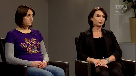Rozmowa Dnia - Aleksandra Czechowska, Magda Stefańska