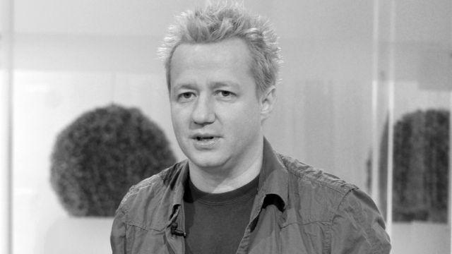 Nie żyje Robert Leszczyński, dziennikarz i krytyk muzyczny