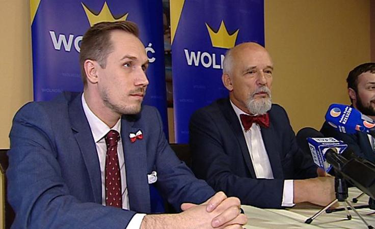 Janusz Korwin-Mikke o potrzebie nowych rozwiązań