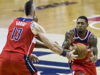 NBA: zwycięstwo Wizards. Cichy mecz Gortata