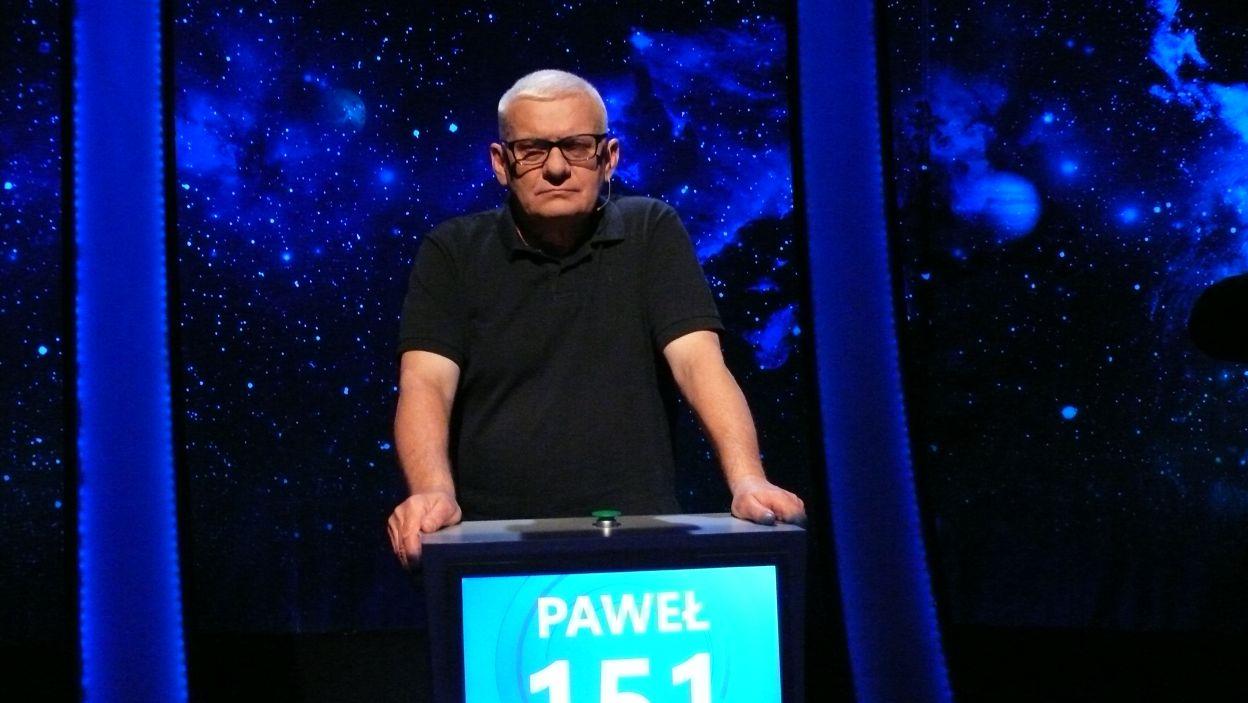 Zwycięzcą 8 odcinka 107 edycji został Pan Paweł Golisz