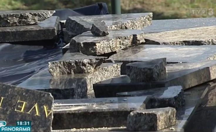 Makabryczne zdarzenie na cmentarzu w Kosakowie