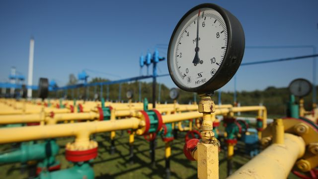 Rosja wstrzymała dostawy gazu i węgla na Ukrainę. Zemsta za odcięcie prądu na Krymie?