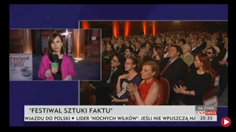 Gala finałowa Festiwalu Sztuki Faktu