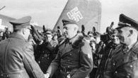 Adolf Hitler i Erich von Manstein na froncie wschodnim (fot. arch)