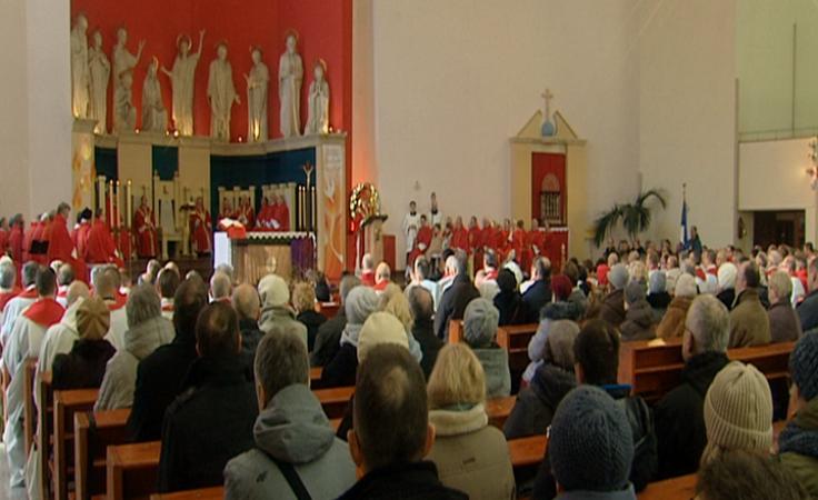 Wierni i duchowni pracują nad wspólną wizją kościoła