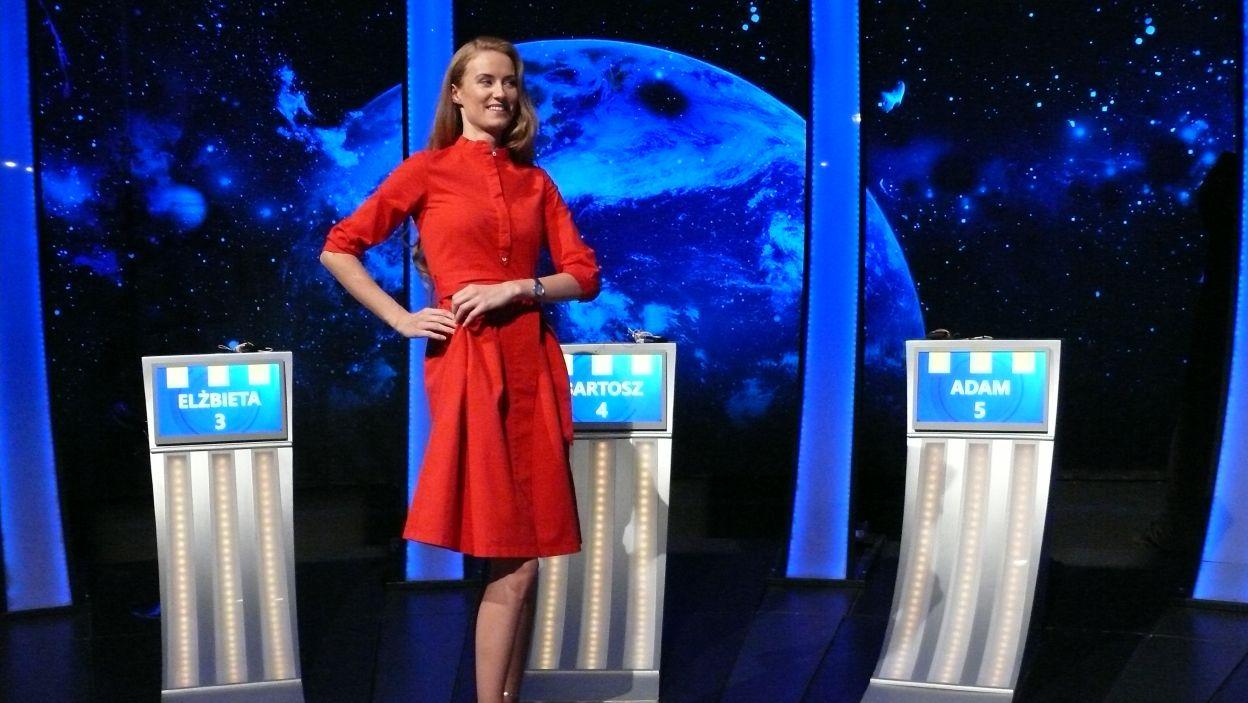 Pani Sylwia juz czeka na finalistów kolejnych odcinków programu