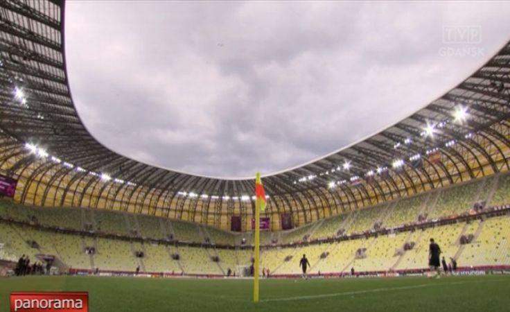 Mecz Lechia Gdańsk - Juventus Turyn
