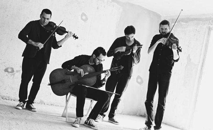 fot. Atom String Quartet