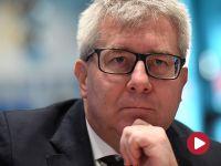 Ryszard Czarnecki nie został odwołany z funkcji wiceszefa PE