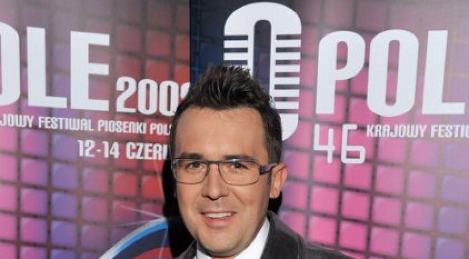 Jak zawsze profesjonalny - Maciej Kurzajewski (fot. Jan Bogacz/TVP)