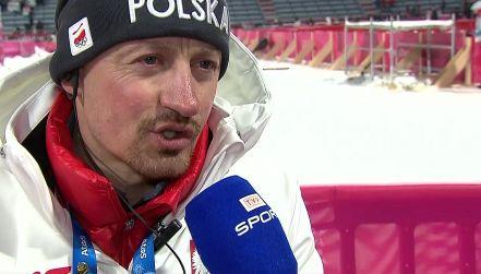 Adam Małysz: w Lahti też byliśmy najlepsi na treningach...