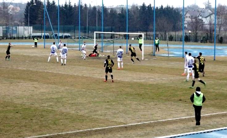 Tarnobrzeska Siarka wywalczyła komplet punktów w Zambrowie