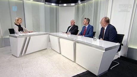 23.06.2018, Robert Paluch, PiS. Waldemar Sługocki, PO. Stanisław Tomczyszyn, PSL