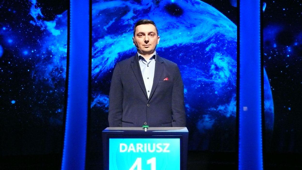 Dariusz Kozłowski - zwycięzca 8 odcinka 106 edycji