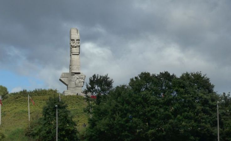 Spór o półwysep Westerplatte