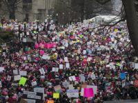 """""""Marsz miliona kobiet"""" w pierwszym dniu prezydentury Trumpa"""