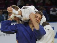 Polski judoka nie dał żadnych szans Vinogradovi (fot.PAP)