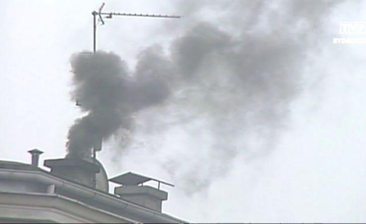 Ruszył sezon grzewczy, a z nim dym i zanieczyszczenia