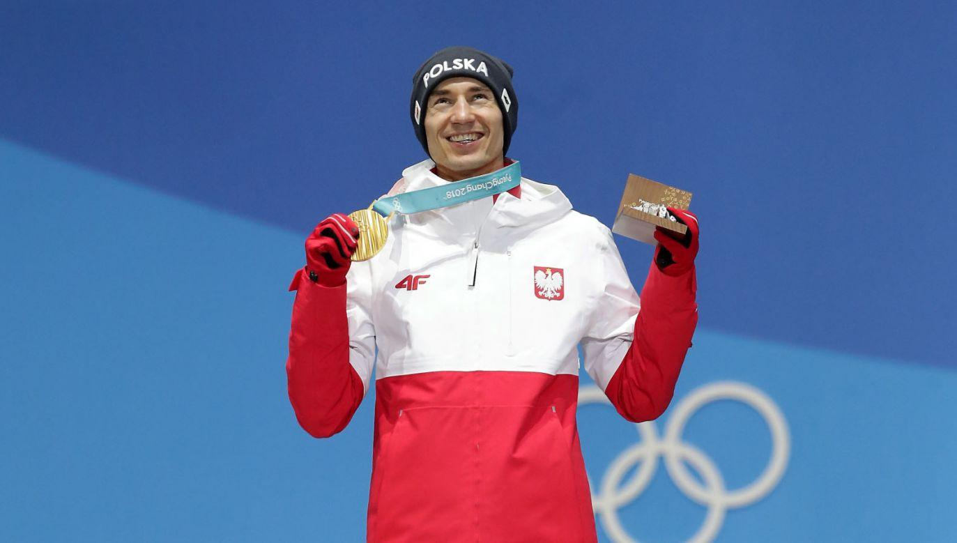 Kamil Stoch (fot. PAP/Grzegorz Momot)