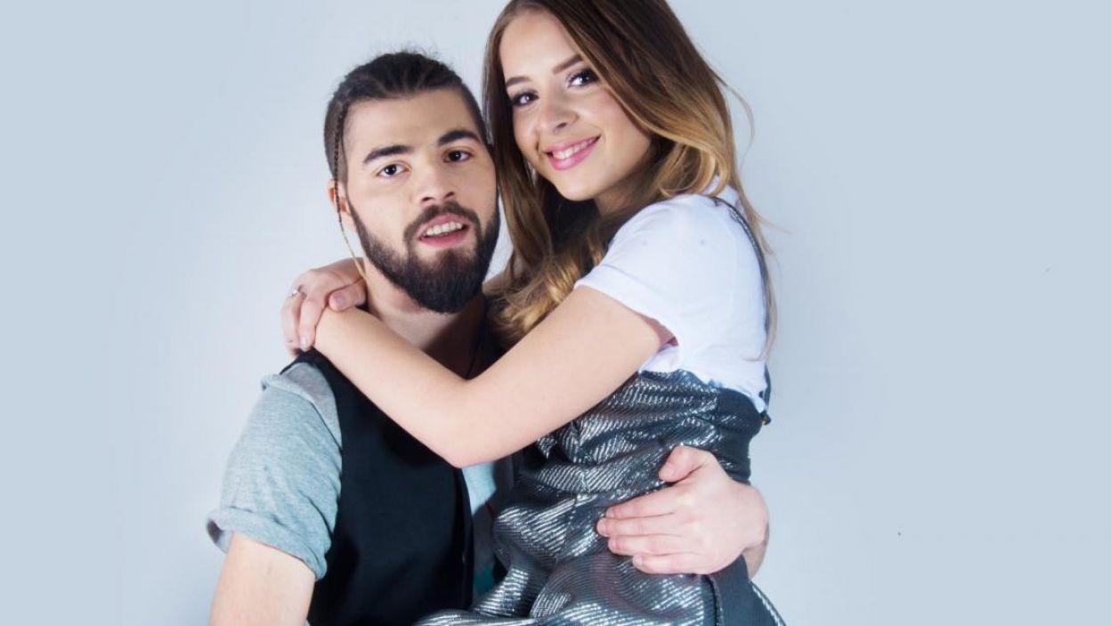 """Ilinca feat. Alex Florea, Rumunia, na Eurowizji wykonają utwór """"Yodel It!"""" (fot. Eurovision.tv)"""