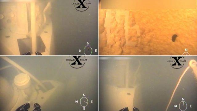 Szwedzi znaleźli wrak tajemniczej łodzi podwodnej. Prawdopodobnie przypłynęła z Rosji