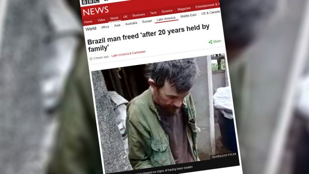 Armando Bezerra de Andrade mógł być torturowany przez rodzinę (fot. BBC)