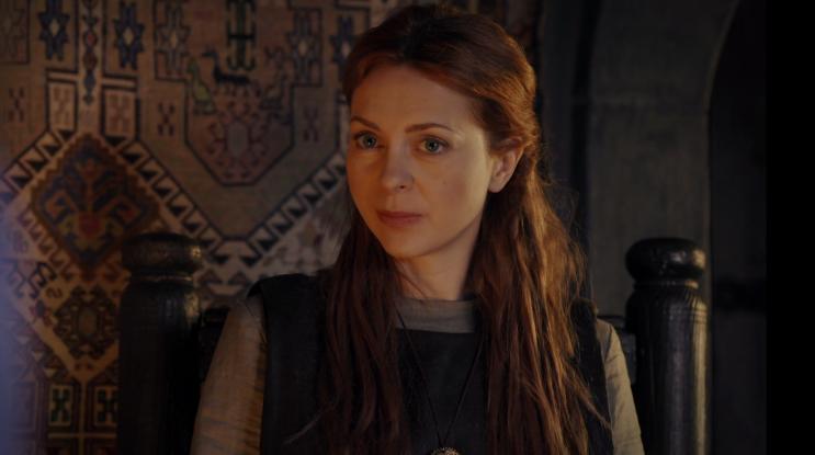 Średniowieczna czarownica