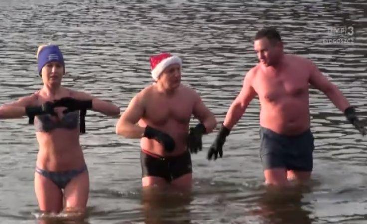 Sezon na zimne kąpiele w stolicy Kujaw otwarty