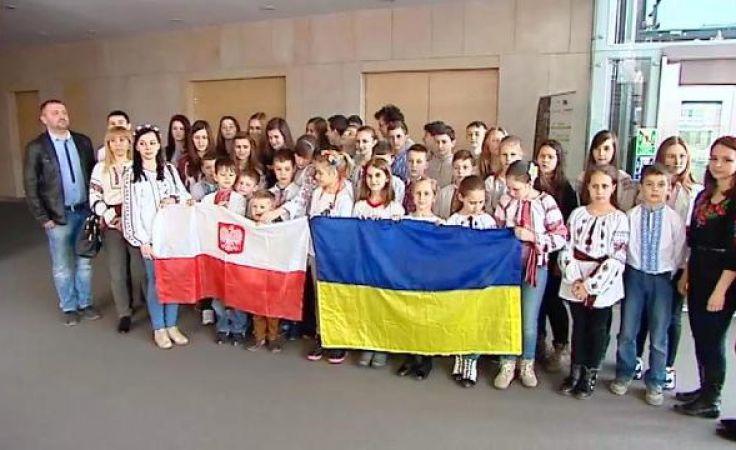 Zapomnieć o wojnie. Ferie ukraińskich dzieci