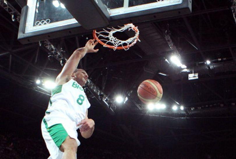 Brazylijczycy imponowali efektownymi zagraniami (fot.Getty Images)