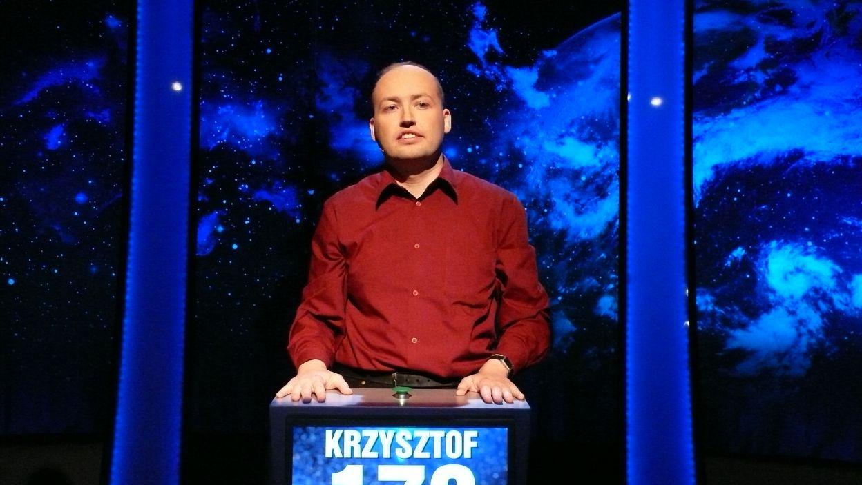 Krzysztof Zubrzycki - zwycięzca 19 odcinka 99 edycji