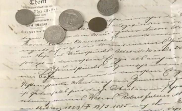 Kapsuła czasu cofnęła o 107 lat wstecz