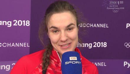 Magdalena Czyszczoń: trzeba jeszcze ciężej pracować