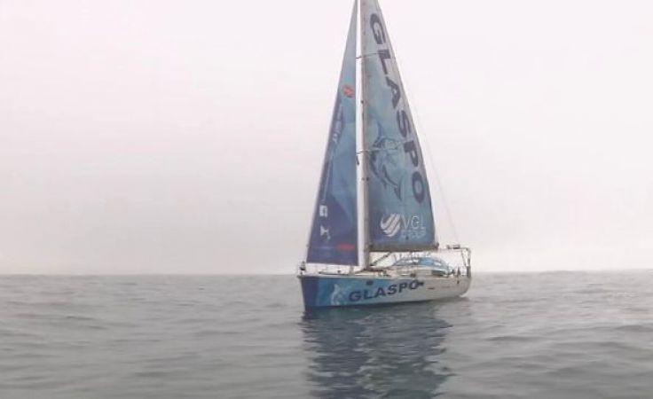 Kapitan w rejs wyruszył 12 września z mariny Leixoes w portugalskim Porto
