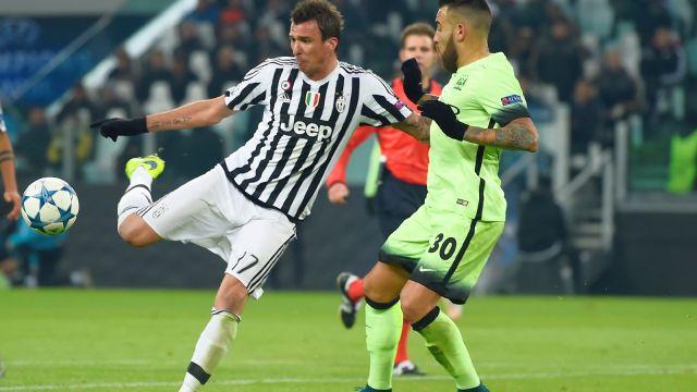 LM: Juventus pokonał City i zapewnił sobie awans