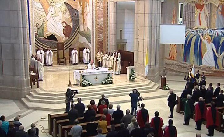 39 lat od wyboru Karola Wojtyły na papieża. Wierni modlili się w krakowskim sanktuarium