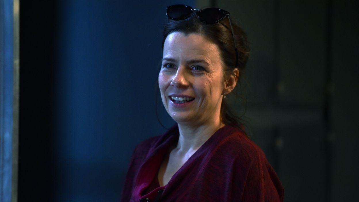 Agata Kulesza (fot. Ireneusz Sobieszczuk)
