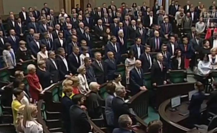 Parlamentarzyści oddali hołd Biskupowi Ryczanowi