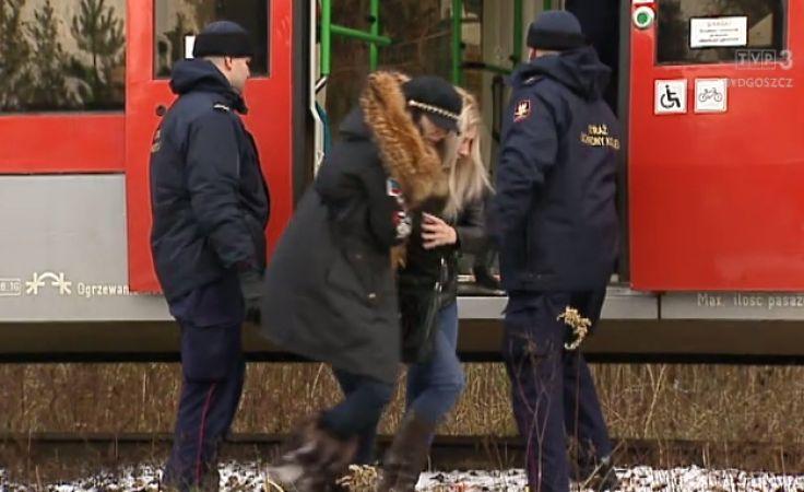 Służby ćwiczą się w pomocy po tragedii na przejeździe kolejowym