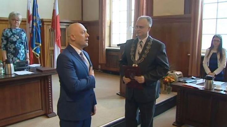 Mandat po Zdzisławie Olszewskim objął Jacek Perliński