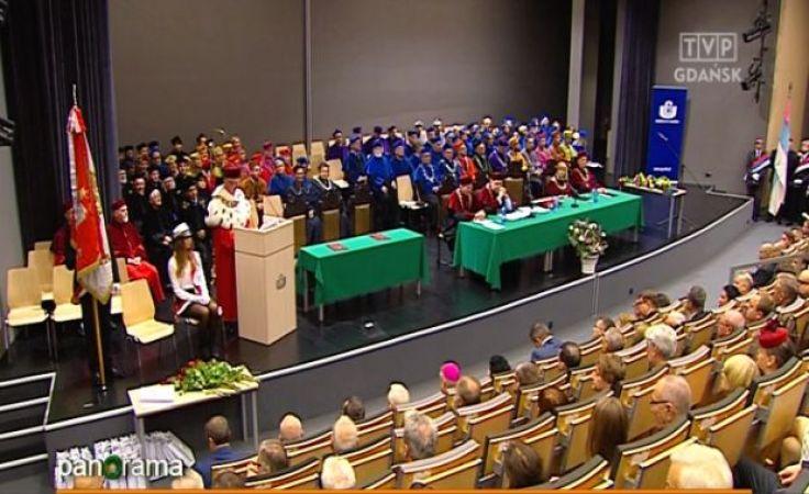 Inauguracja na największej pomorskiej uczelni