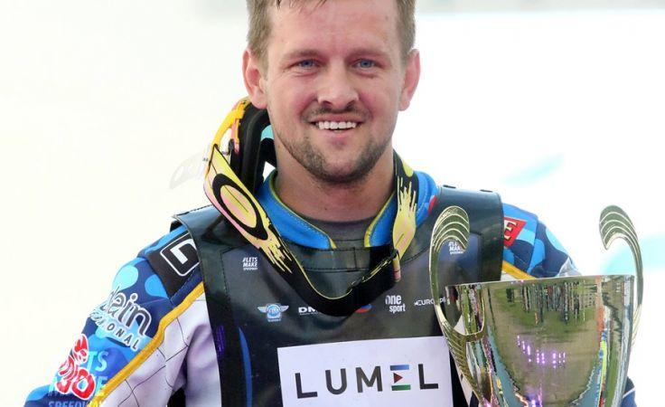 Artiom Łaguta (fot. One Sport)