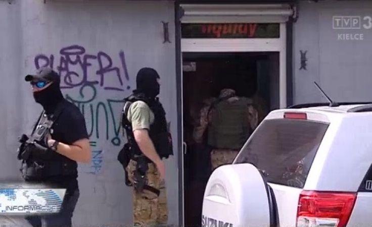 Podejrzani o handel dopalaczami w areszcie