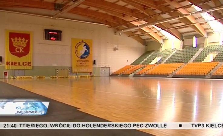 Przygotowania do mistrzostw w Kielcach